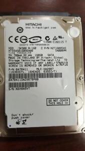 Hitachi 160GB 2.5