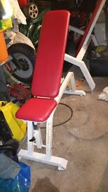 COMMERCIAL WEIGHTS BENCH