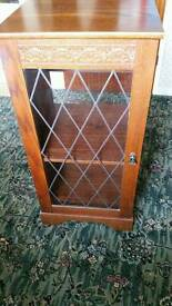 Cabinet used for sky box and d v d player £10