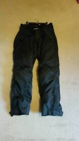 Motorcycle trousers (ladies)