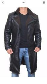 Ryan Gosling Officer K Blade Runner 2049 Halloween Cosplay Trench Coat (4XL)