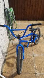 Bike BMX- good condition+ extra....