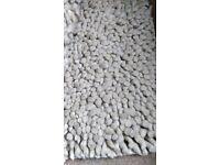 Real wool rug