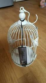 Decorative candle cage
