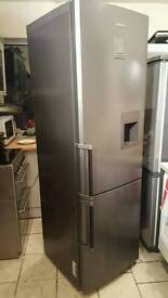 """""""Free delivery""""SAMSUNG SILVER GREY with water dispenser """"SUPER CLEAN 144.99 Offers Invited"""