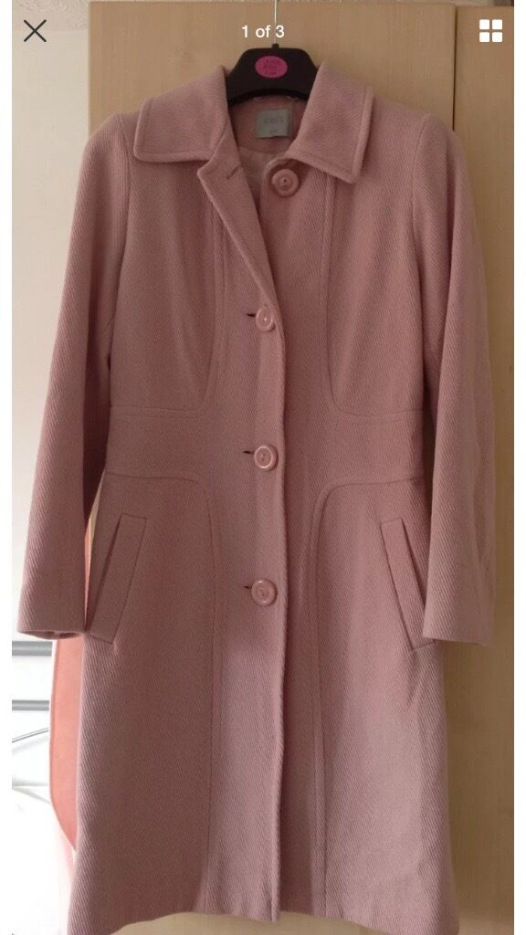 Oasis coat size 8