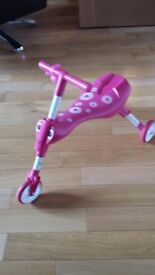 Pink Scuttlebug 😊