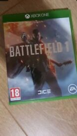 Battlefield 1 perfect condition