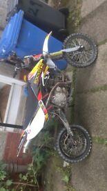 175cc Pit Bike