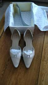 Size 6.5 Rainbow bridal shoes