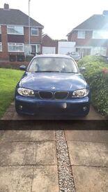 2006 BMW 1 SERIES 1.6 PETROL (BLUE, LOW MILES, 116I, 5 DOOR)