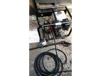 honda petrol pressure washer