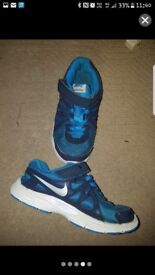Young boys size 13 footwear