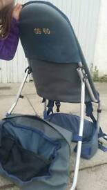 Walking Carrier/Backpack for older baby & toddler
