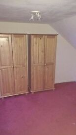 Double room available now in a lovely house. Single use £140 for 2 people £160