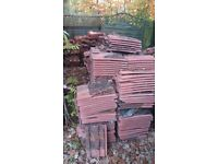 FREE Roof tiles - Redland 49's hundreds available in used condition