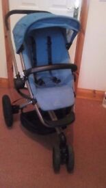 GOOD CONDITION Quinny baby pram ONLY £40