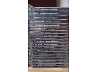 bundle of 39 classical music Cd's