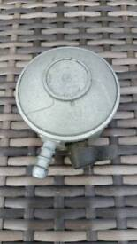 PATIO GAS BOTTLE REGULATOR