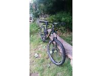 cube carbon fiber full suspension mtb