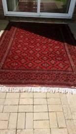 Sleek Asian carpet