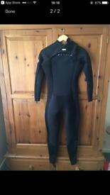 Womens brand new winter wetsuit