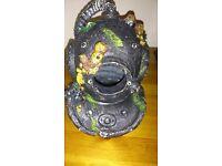 Deep Sea Divers Helmet Fish Tank Ornament