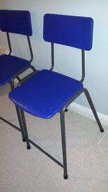 Tall Chair / Kitchen Bar Stool / Highchair