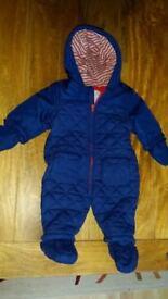 Boots Mini Club snowsuit 3-6 months