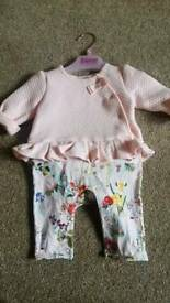 2 Ted baker baby outfits