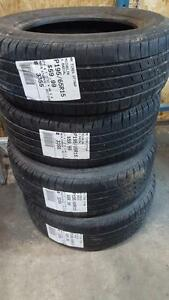 195/65/15 Michelin X-Radial *Allseason Tires*
