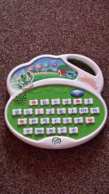 Leapfrog Letter Discoveries Toy (DEREHAM COLLECTION)