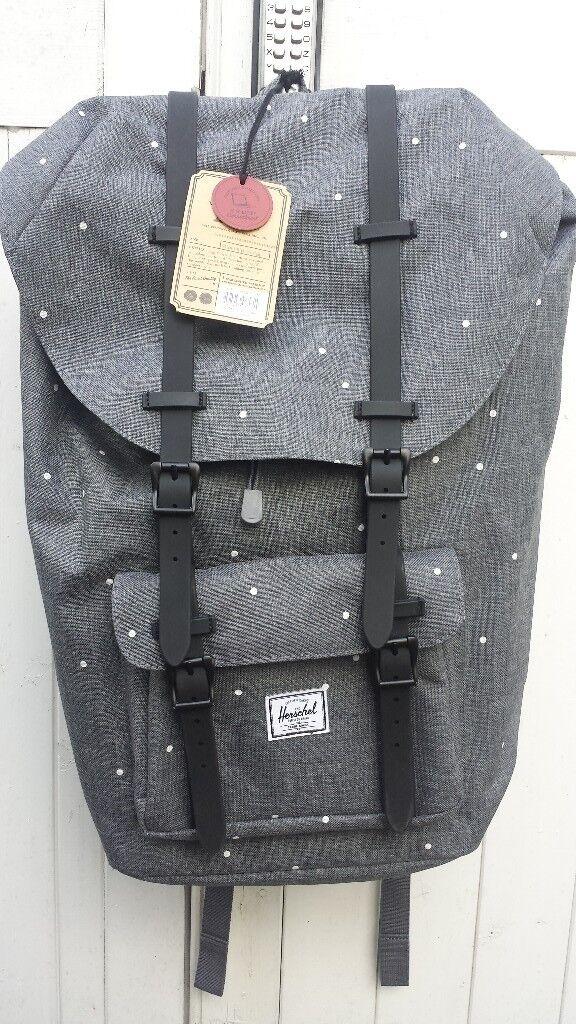 752287874eb5 Herschel Supply Co. Little America Backpack
