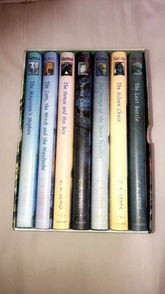 Narnia Book Collection - Hardback, Great Condition
