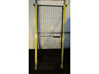 sercurity adjustable gate