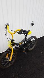 Child's bike..
