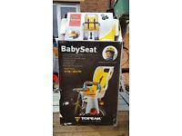 Topeak II Babyseat with rack