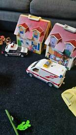 Toys. Playmobil bundle