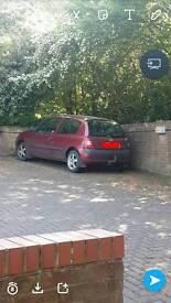 Renault clio 2002 low mileage. Clean