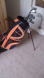 Wilson Staff golf club set (13 clubs + bag + 3 balls)