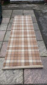 Carpet runner. beautiful quality Axminster
