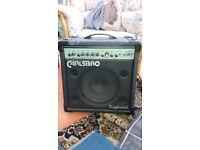 Carlsbro Scorpion K Amplifier for sale