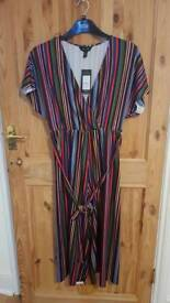 New Look colourful striped Jumpsuit