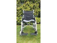 Romac Medical, Orbit wheelchair inc. additional seat pad for comfort