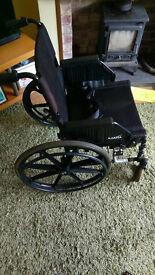 Karma wheelchair