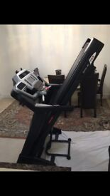 Folding Sole F65 treadmill