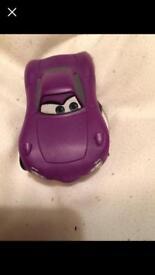 Disney infinity purple car