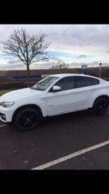 BMW X6 X40 xdrive 5 seats