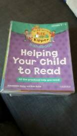 Read with Biff, Chip and Kipper Levels 4-6