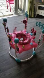Bright starts minnie mouse jumperoo
